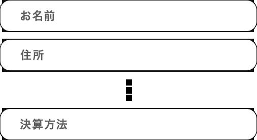 会員登録フォームイメージ